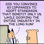 Standardization-in-vain